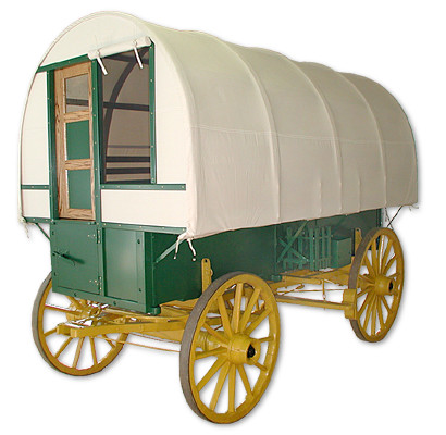 The Front of the OK Wagon
